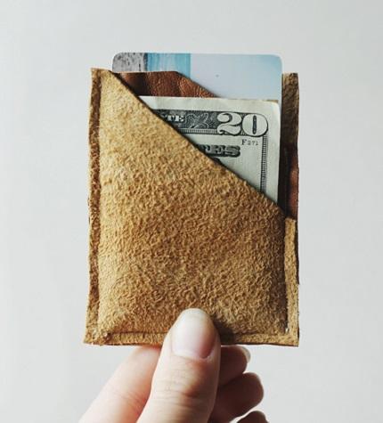 Tutorial: Simple leather wallet