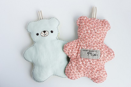 Tutorial: Basil the Softie Bear