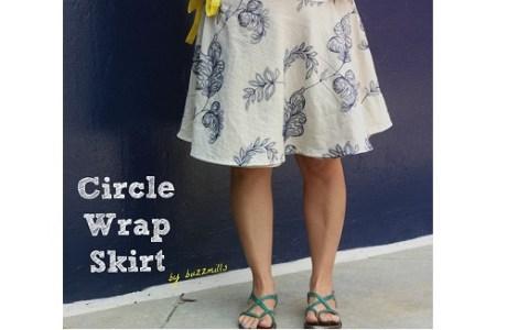 circlewrapskirt