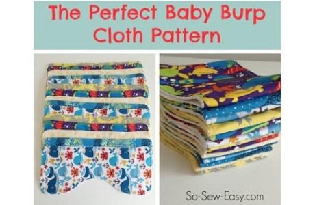 perfectbabyburpclothpattern