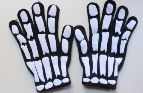 skeletongloves