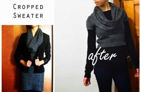 diy-cropped-sweater