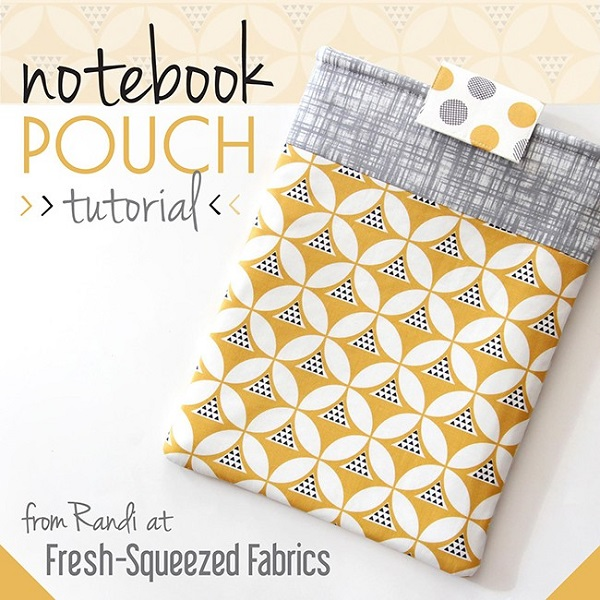 Tutorial: Laptop or notebook sleeve