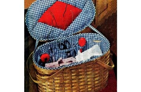 Sewing Basket Color