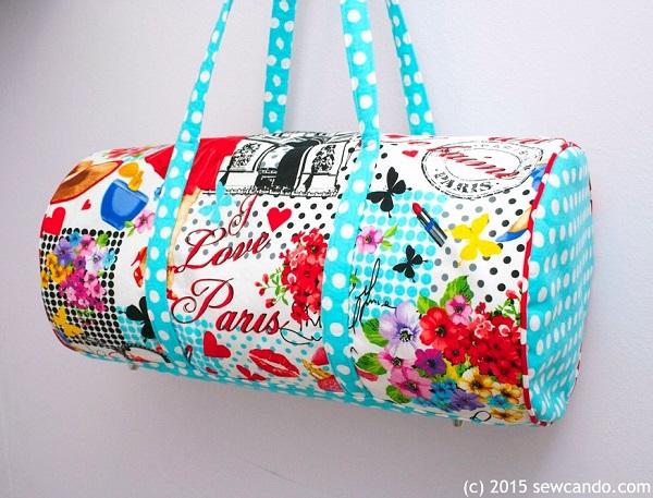 Ooh La La Bon Voyage Bag