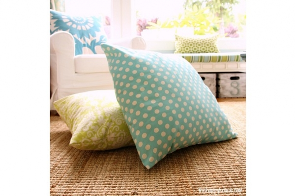 Floor Pillows Pattern Sewing : Tutorial: Giant floor pillows ? Sewing