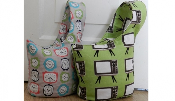 Free Pattern Funky Door Stop With A Handle Sewing