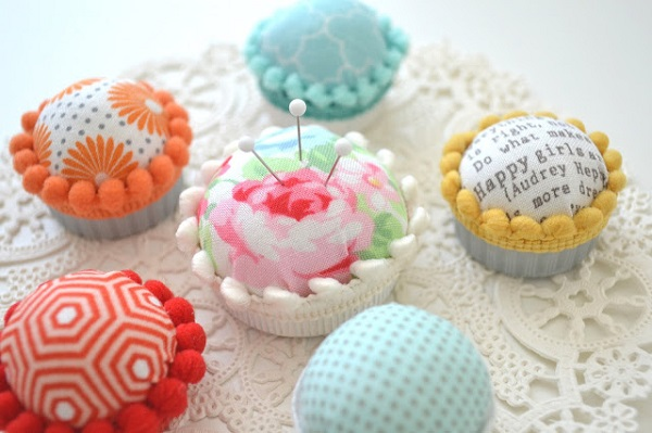 Tutorial: Itty magnetic pincushions