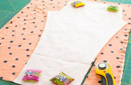 Tutorial: 3 tips to help cut your fabric accurately