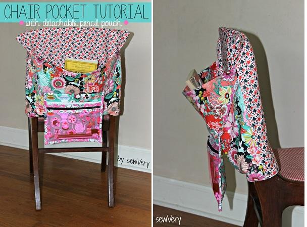 Tutorial: Chair pocket homework station