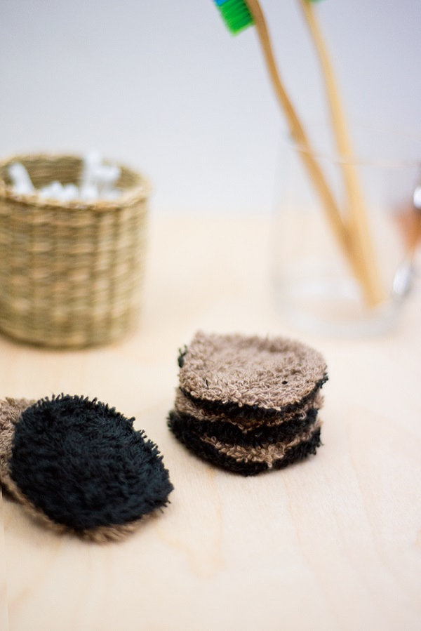 Tutorial: Reusable makeup remover pads