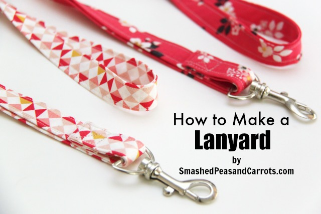 Tutorial: Name badge lanyard