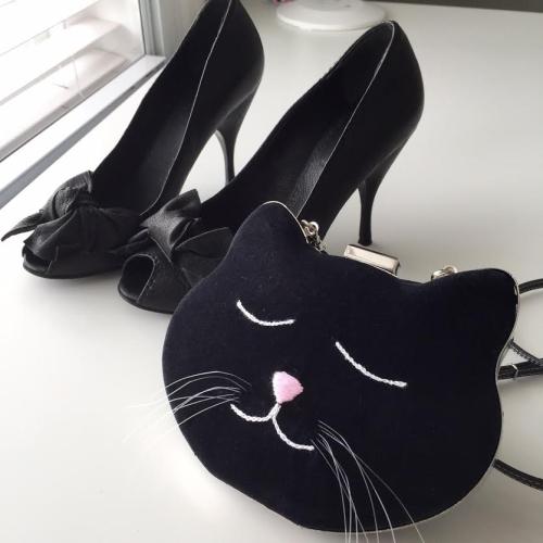 Tutorial: Kitty clutch frame purse