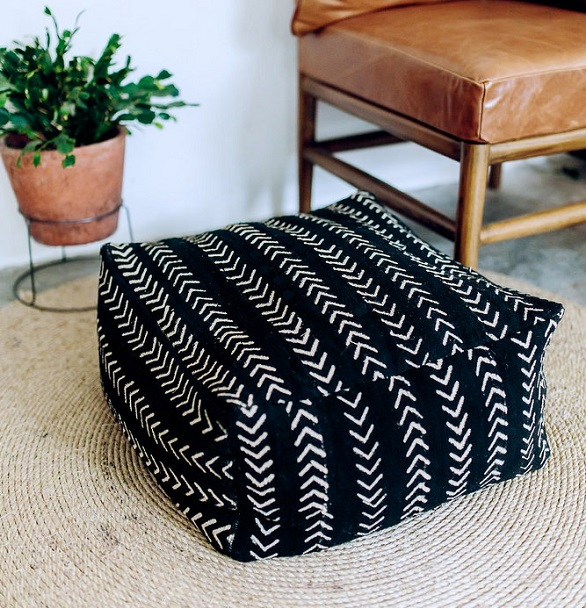 Tutorial: Boxy floor cushion