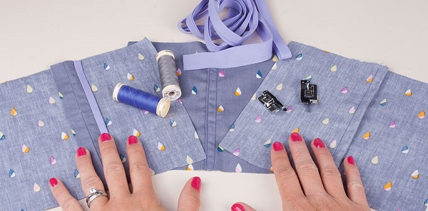Tutorial: 5 ways to finish your seams