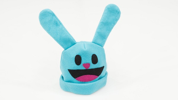 Free pattern: Baby Bunny Beanie