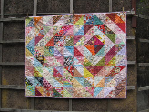 SEW KATIE DID:Value Quilt Baby