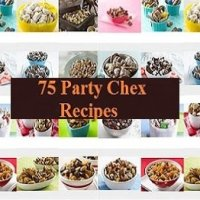 75 Party Chex Mix Recipes {Appetizers}