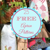 Sew Thankful Series ~ Aprons ~ {Day 19}