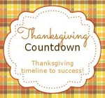 Thanksgiving timeline to success 150x140 Sew Thankful Series ~ Tote Bag Gifts {Day 5}