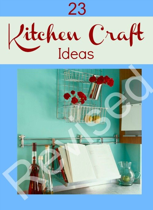 20 Crafts and Recycled DIY Projects for your home