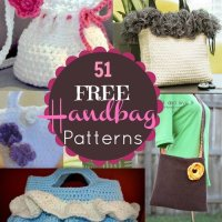 51 Free Handbag and Purse Patterns and Tutorials