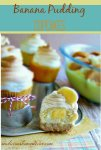 Banana Pudding Cupcakes from sewlicioushomedecor.com