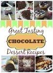 Great Tasting Chocolate Dessert Recipes at sewlicioushomedecor.com