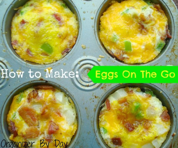 eggs in a muffin pan Amazing Recipes To Try This Week!