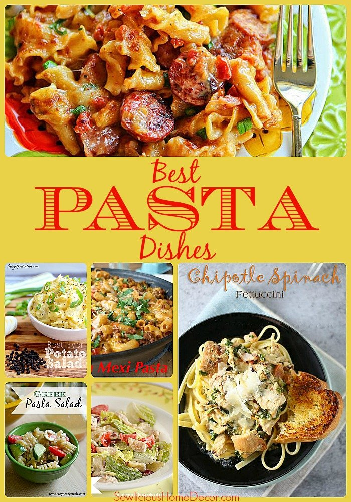 Best Pasta Salad Dishes