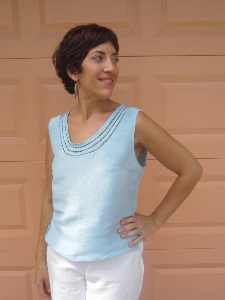 Rouleau Edged Top
