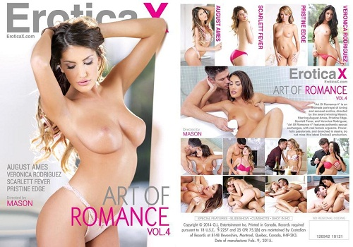 Art of Romance Vol.4 - XXX DVD