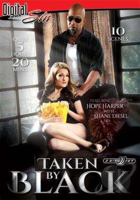 Taken By Black Porno DVD Digital Sin 2 Disc Set