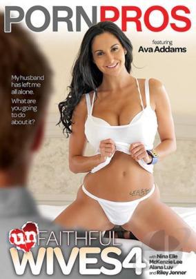 Unfaithful Wives 4 XXX DVD Porn Pros
