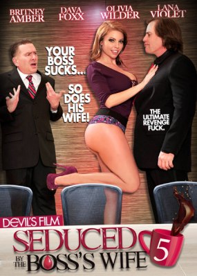 Britney Amber Seduced By The Boss Wife 5