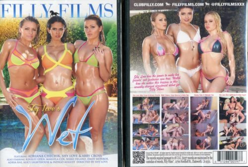 Shy Love's Wet Simply Super Porn XXX Dvd