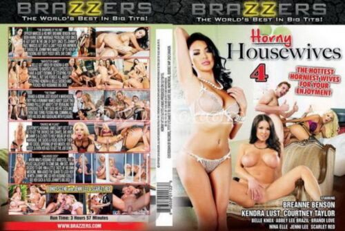 Horny Housewives 4 Adult XXX Dvd