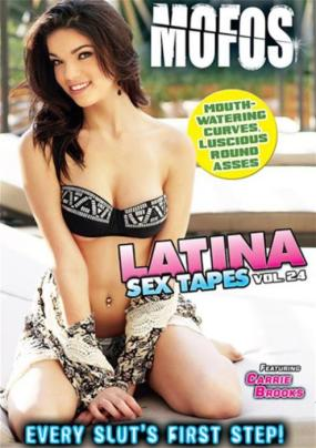 Latina Sex Tapes Vol. 24 2016 Adult Dvd #SexoFilm