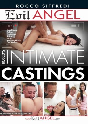 Rocco's Intimate Castings, 2016 Porn DVD, Evil Angel, Rocco Siffredi, Angel Blade, Axl Braun, Chad Rockwell, Debora A, Eva Berger, Judith Fox, Kittina, Loren B, Monique Woods, Mugur, Anal, Ass, Ass to mouth, Big Dick, Blonde, Blowjob, Brunette, Bubble Butt, Cum swallow, Cunilingus, Roccos-intimate-castings-full-free-xxx-dvd