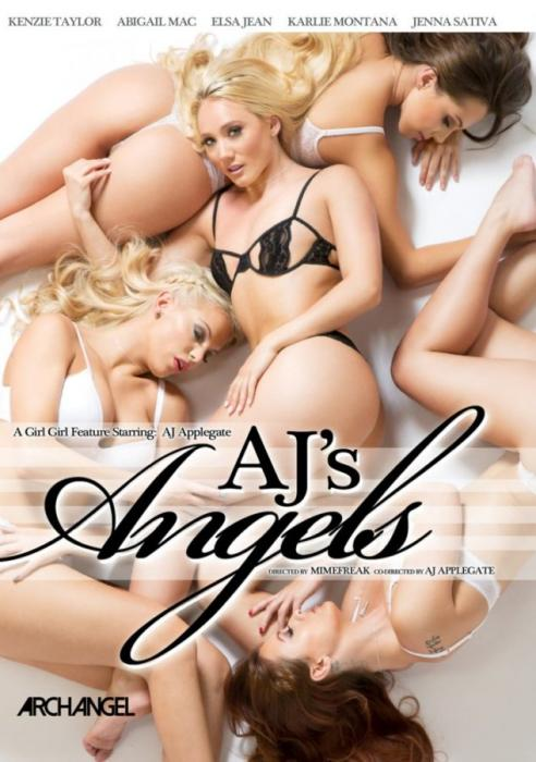 AJ's Angels (2016) - Full Free HD XXX DVD