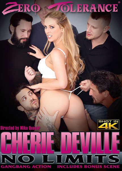 Cherie DeVille_No Limits, 2017 Porn DVD, Zero Tolerance, Mike Quasar, Cherie Deville, Gina Valentina, Donny Sins, Jack Blaque, Tommy Gunn, Tommy Pistol, Mr. Pete, Small Hands, Mark Wood, Gage Sin, All Sex, Gangbang, Star showcase