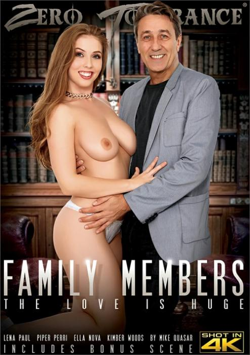 Family Members, Porn DVD, Zero Tolerance, Mike Quasar, Lena Paul, Piper Perri, Ella Nova, Kimber Woods, Markus Dupree, Bill Bailey, Steve Holmes, Isiah Maxwell, All Sex, Big Cocks, Family Roleplay, The Love Is Huge