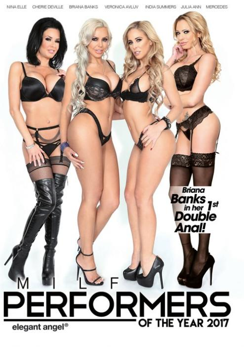 MILF Performers Of The Year 2017, hottest mommies, hardcore XXX, Elegant Angel, Pat Myne, Briana Banks, Nina Elle, Cherie Deville, Veronica Avluv, India Summers, Julia Ann, Mercedes, All Sex, MILF, Prebooks