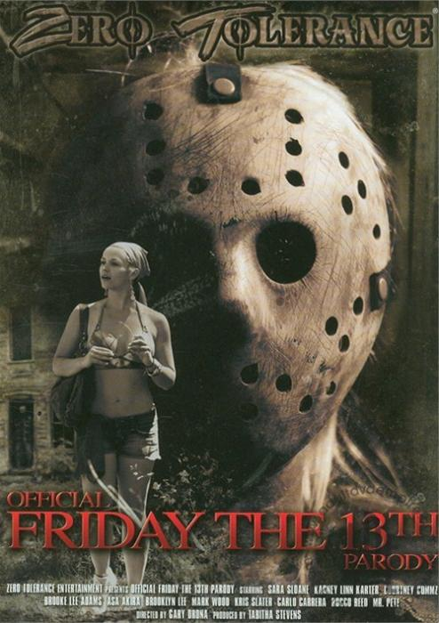 Zero Tolerance Ent. Presents Official Friday The 13th Parody Movie XXX