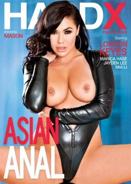 Asian Anal, Porn Movie, HardX, Mason, Marica Hase, Mia Li, London Keyes, Jayden Lee, Adult DVD, All Sex, Anal, Asian, Prebooks