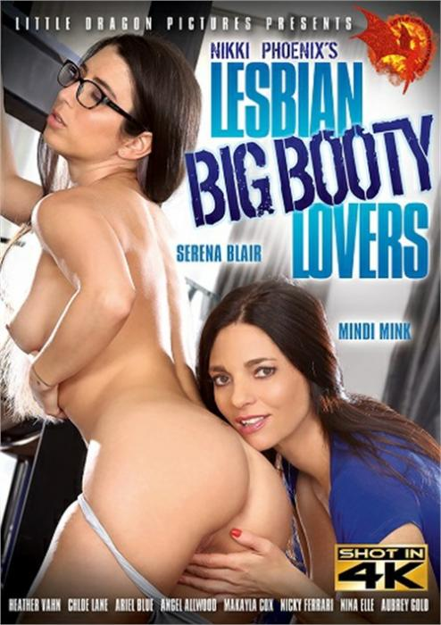 Lesbian Big Booty Lovers XXX DVD from Little Dragon Pictures