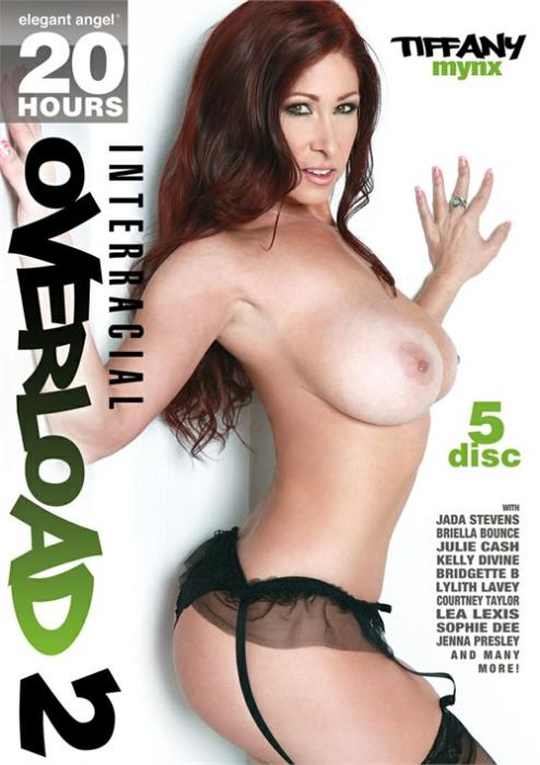 Interracial Overload 2 XXX DVD from Elegant Angel
