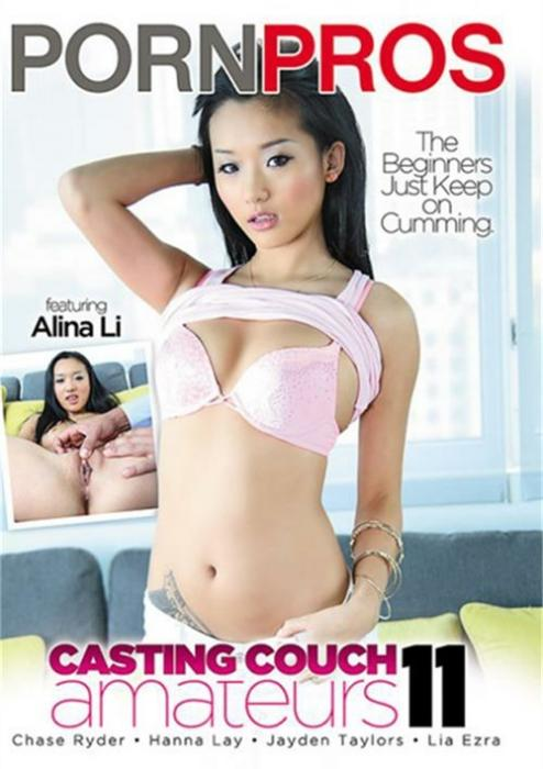 Casting Couch Amateurs 11 DVD Movie by Porn Pros