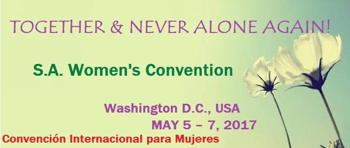 Convención Internacional SA para Mujeres