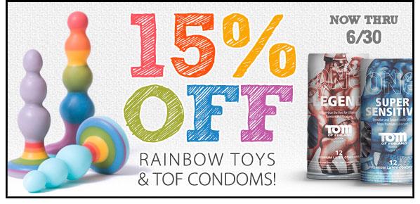 SheVibe Rainbow Pride Sale